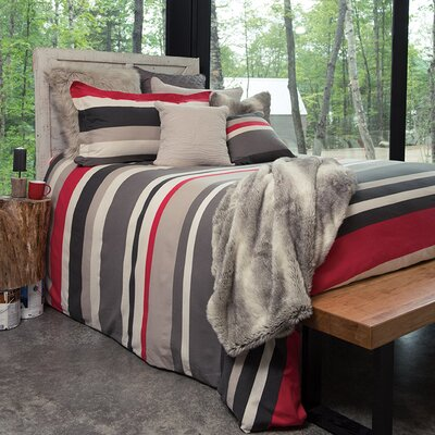 Tremblant 3 Piece Duvet Cover Set Size: Queen Plus