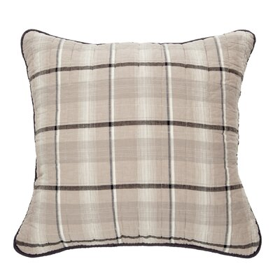 Cabin Cotton Throw Pillow