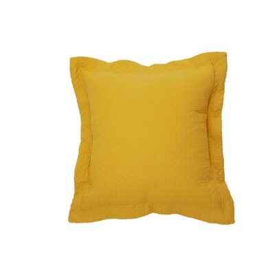 Unik European Sham Color: Mustard