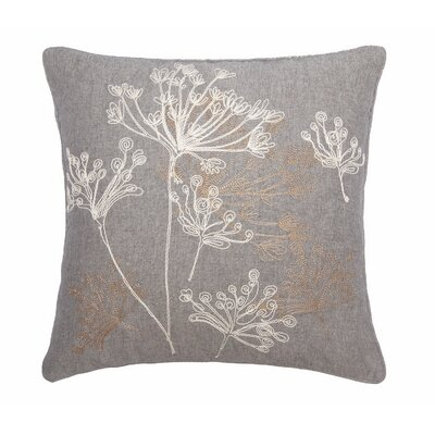 Quinoa Cotton Throw Pillow