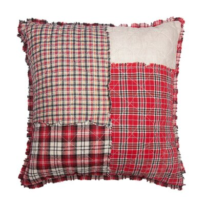 Will Cotton Throw Pillow