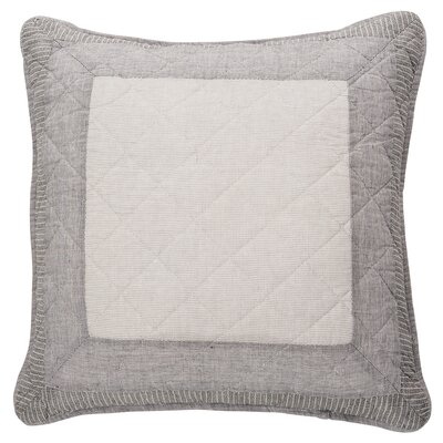 Maddie 100% Cotton Throw Pillow Size: 18 H x 18 W
