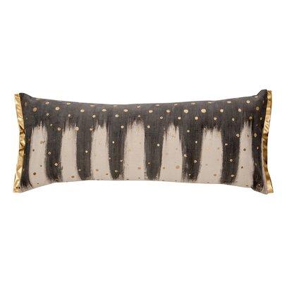 Shirli Polka Dots 100% Cotton Lumbar Pillow