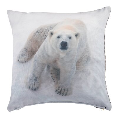 Suniga Polar Cotton Throw Pillow