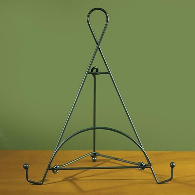 Pie Plate Easel