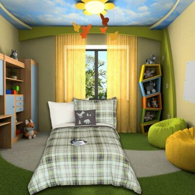 Dino Land 6 Piece Comforter Set