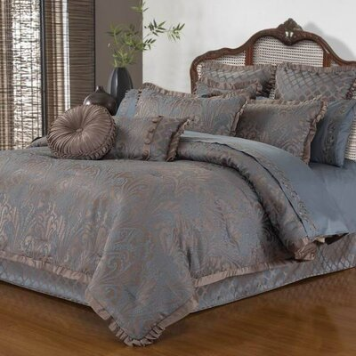 Chinn 4 Piece Comforter Set Size: King
