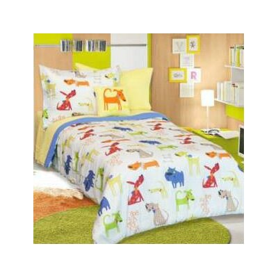 Charity Doggie World 6 Piece Comforter Set