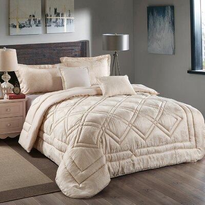 Kildollagh 5 Piece Comforter Set Size: Queen