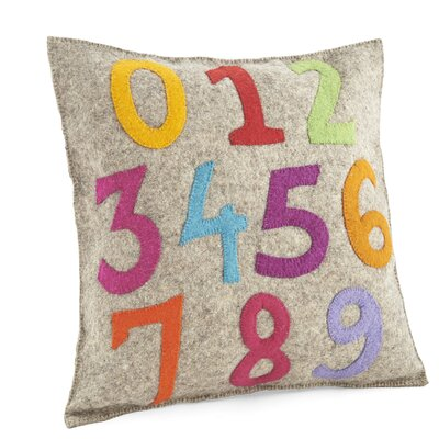 123s Wool Pillow Cover