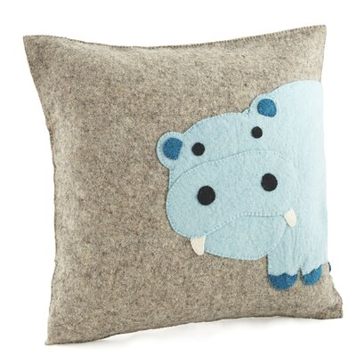 Hippo Pillow Cover