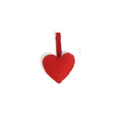 Felt Heart Ornament (Set of 3) Size: Small