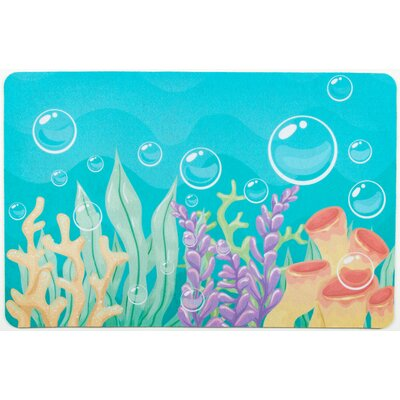 Coastal Sea Bed Floor Mat