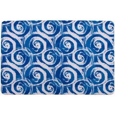 Modern Swirls Doormat