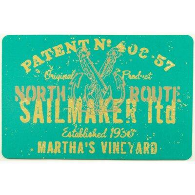 Nautical Sailmaker Ltd. Floor Mat