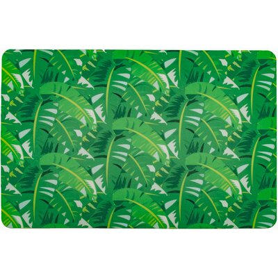 Tropical Jungle Doormat