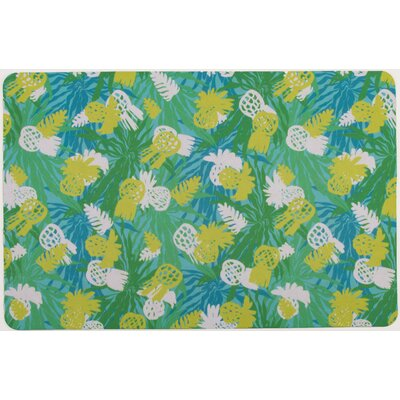 Garden Pineapple Parade Doormat