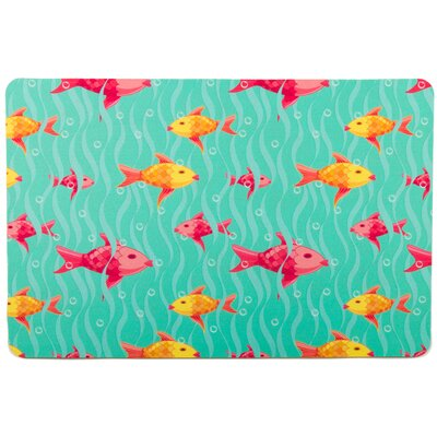 Coastal Fish Mat