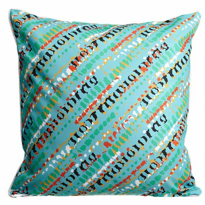 Modern Native Tilt Throw Pillow