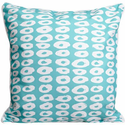 Modern Doughnuts Throw Pillow