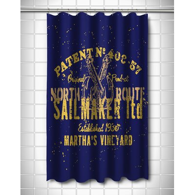 Nautical Sailmaker Ltd. Shower Curtain