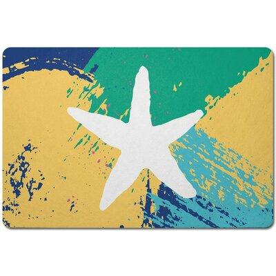 Bimini Starfish Doormat