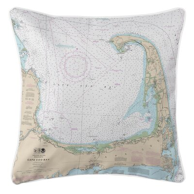 Ellisburg Cape Cod, MA Throw Pillow