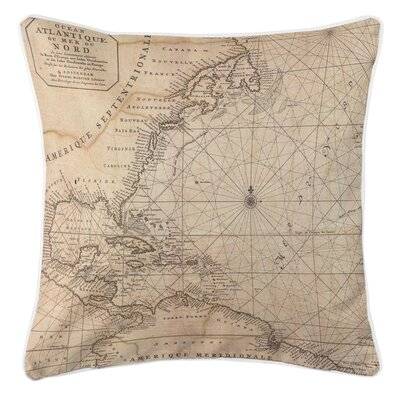 Ellisburg Old World Throw Pillow