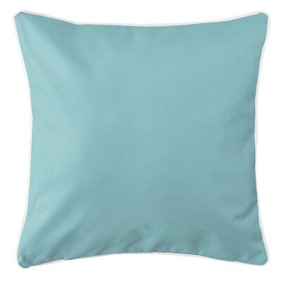 Choya Throw Pillow Color: Aqua