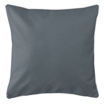 Choya Throw Pillow Color: Gray