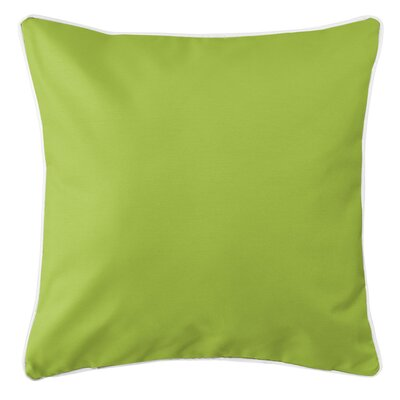 Choya Throw Pillow Color: Lime