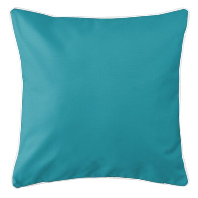 Choya Throw Pillow Color: Turquoise