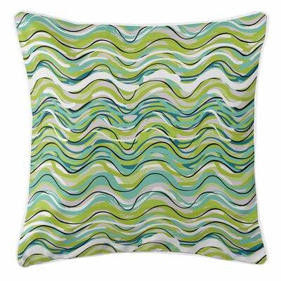 Grand Bahama Throw Pillow