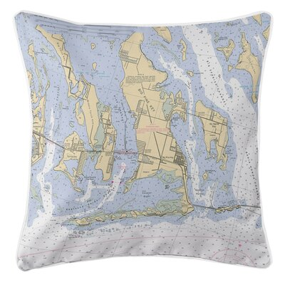 Ellisburg Ramrod, Torch & Big Pine Keys, FL Throw Pillow