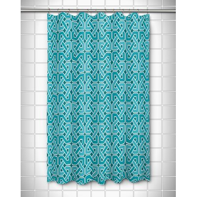 Nassau Spa Day Shower Curtain