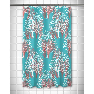 Christien Beach Shower Curtain