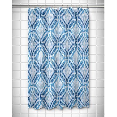 Siesta Key High Seas Shower Curtain