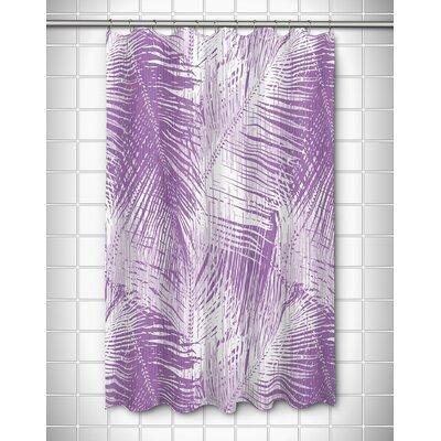 Maui Palm Breeze Shower Curtain