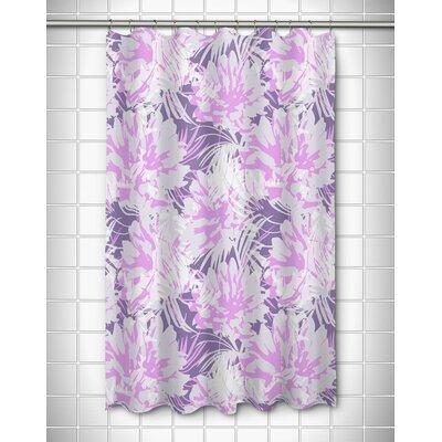 Garden Floral Fusion Shower Curtain