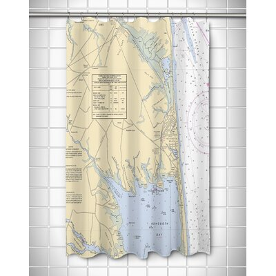 Ellisburg Rehoboth Beach, DE Shower Curtain
