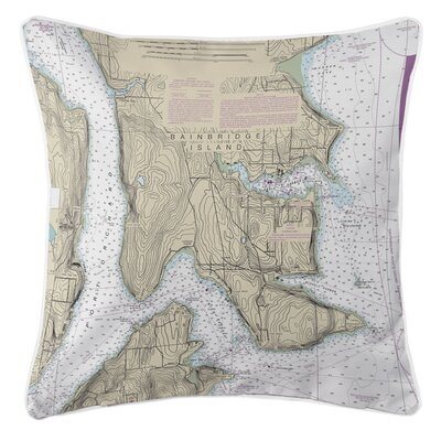 Addyson Bainbridge Island, WA Throw Pillow