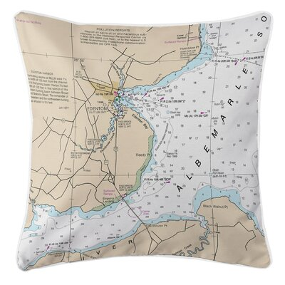 Addyson Edenton, NC Throw Pillow