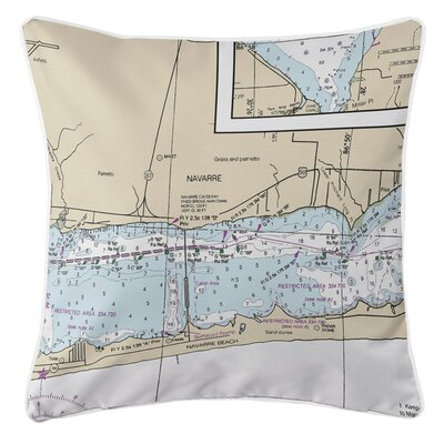 Ellisburg Navarre, FL Throw Pillow