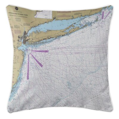 Addyson Long Island, NC Throw Pillow