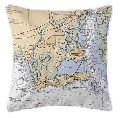 Addyson Old Saybrook, CT Throw Pillow