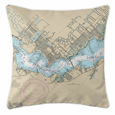Cape Coral, FL Throw Pillow