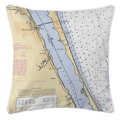Addyson Melbourne, FL Throw Pillow