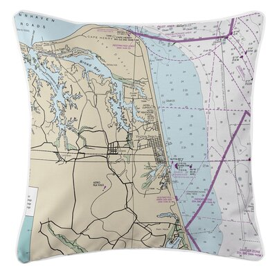Addyson Virginia Beach, VA Throw Pillow