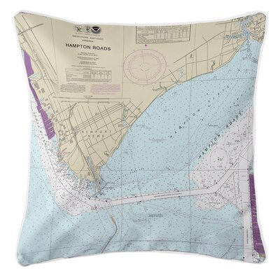 Georgina Newport News, VA Throw Pillow