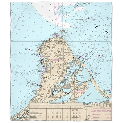 Addyson Catawba Island, OH Fleece Blanket